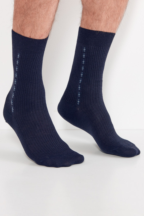 Mi-chaussettes  Made in France